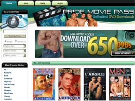 Welcome to Pride Movie Pass - Streaming Hardcore Gay Porn Videos!